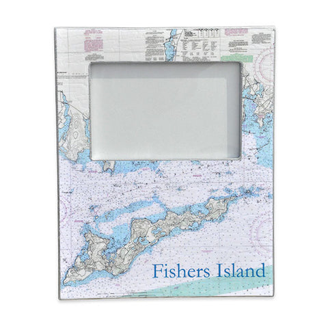 NOAA Chart Photo Frame