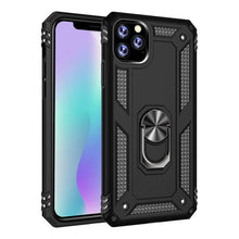Load image into Gallery viewer, Iphone 11 Pro Max Hybrid Phone Case with Ring Grip