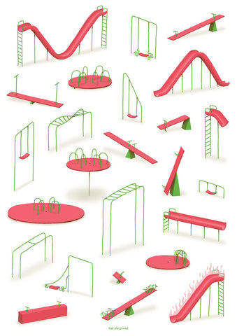 Bad Playground - Julian Frost