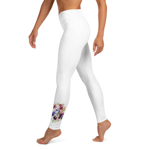 Unicorn - Purple - Yoga Leggings