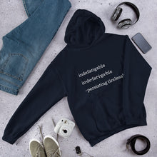 Load image into Gallery viewer, Indefatigable - Unisex Hoodie