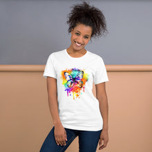 Load image into Gallery viewer, Butterfly - Multi -Short-Sleeve Unisex T-Shirt