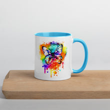 Load image into Gallery viewer, Multi Butterfly - Mug
