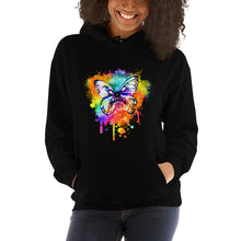 Load image into Gallery viewer, Butterfly Multi - Unisex Hoodie