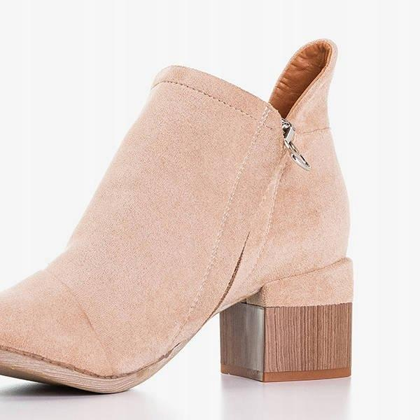 Women's Ankle Boots (A6100-63)