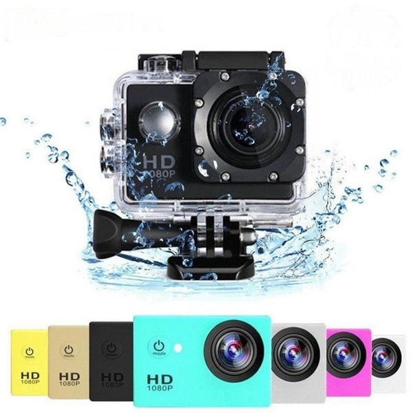 Full Hd 1080p Waterproof Camera 2 0 Inch Camcorder Sports Dv Go Car Ca Bencargo