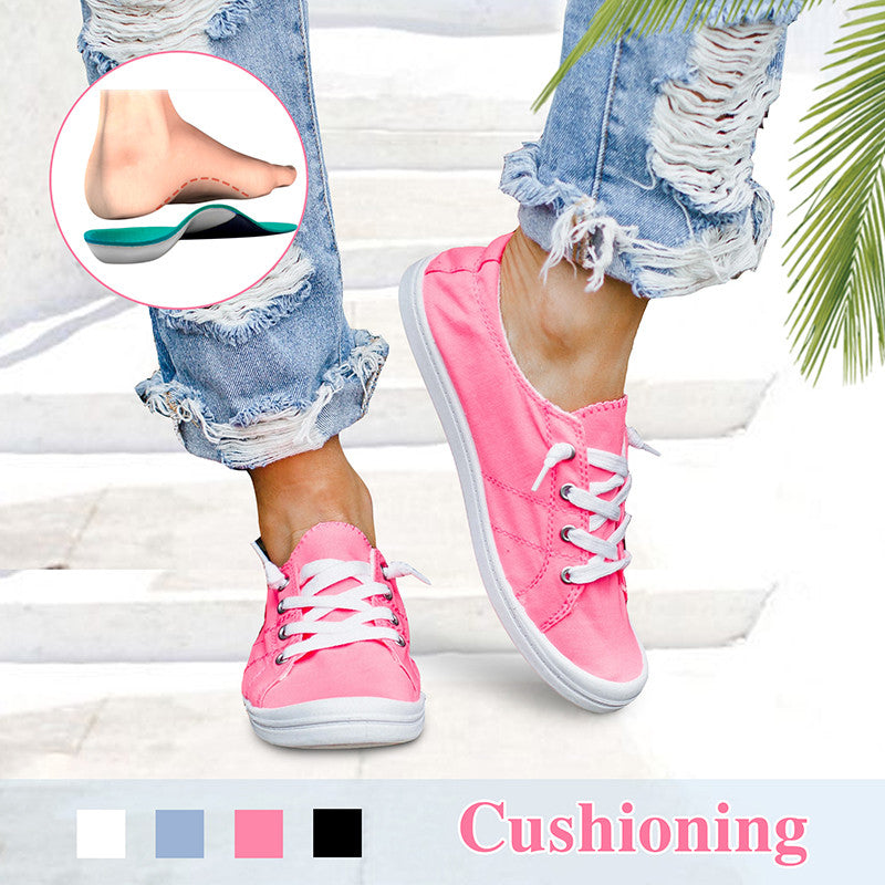 Women's Comfortable Canvas Shoes