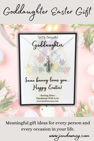 Goddaughter easter gift meaningful quote
