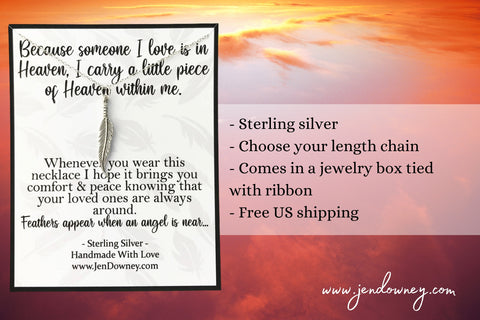 carry you with me sympathy quote gift idea