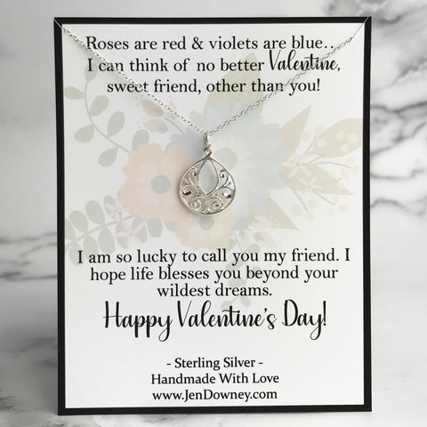 valentine for friend quote