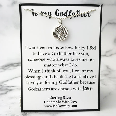 godfather poem chosen with love