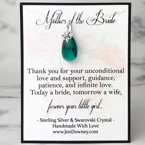 Mother of the Bride Wedding Gift