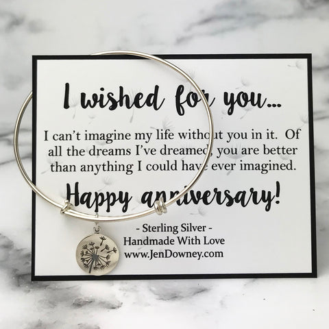romantic anniversary gift for wife or girlfriend