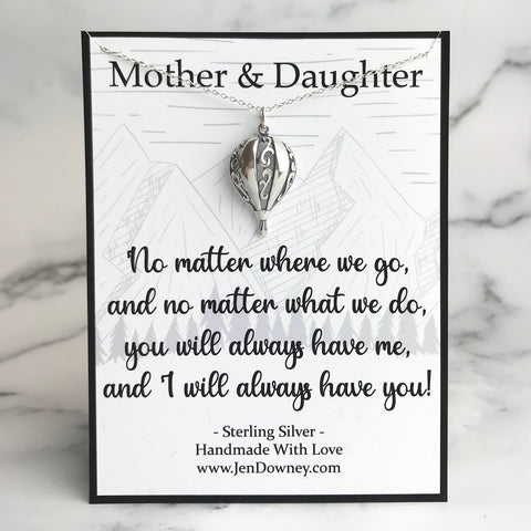 mother and daughter quote