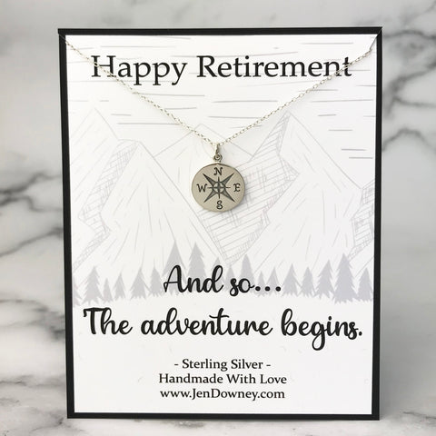 retirement quote adventure begins