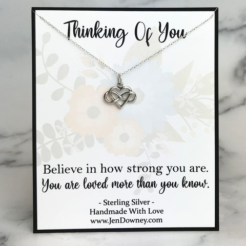 Thinking of you meaningful gift idea