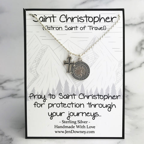 Saint Christopher for men