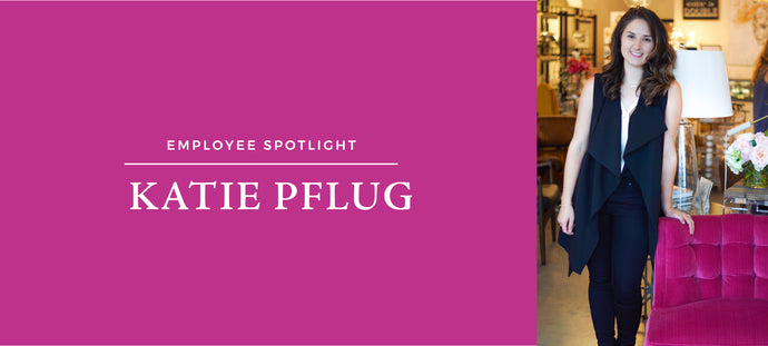 EMPLOYEE SPOTLIGHT: MEET KATIE!