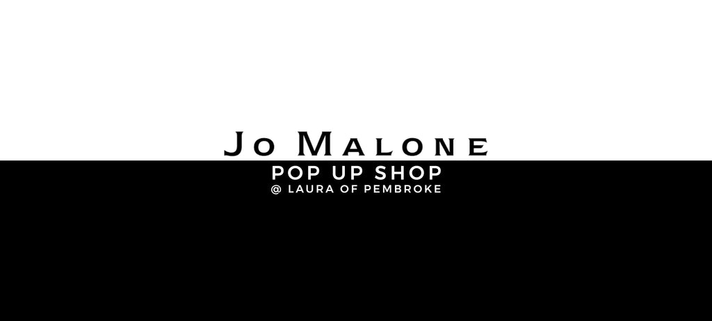 Jo Malone Pop Up Shop
