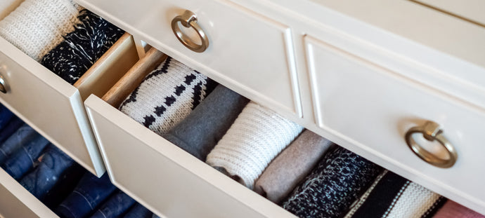 Have you Marie Kondo-ed Your Home Yet?
