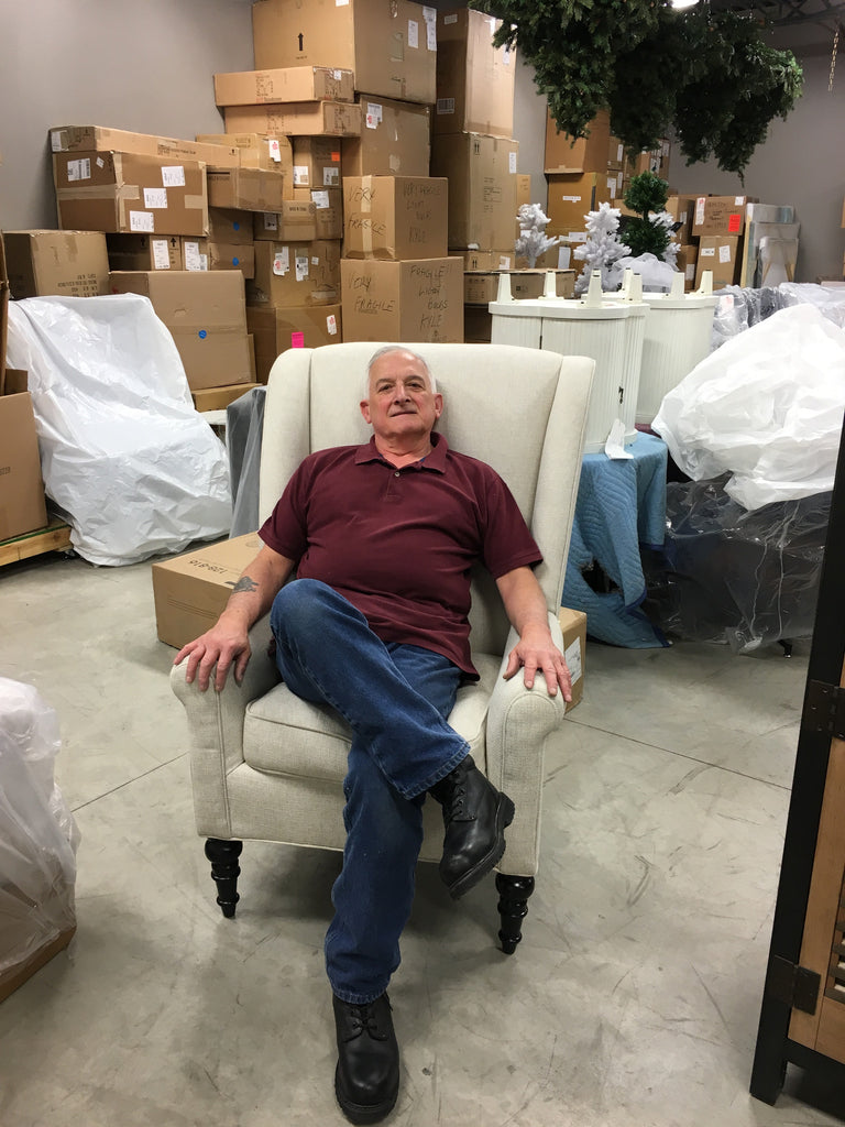 Employee Spotlight: Ray Dover