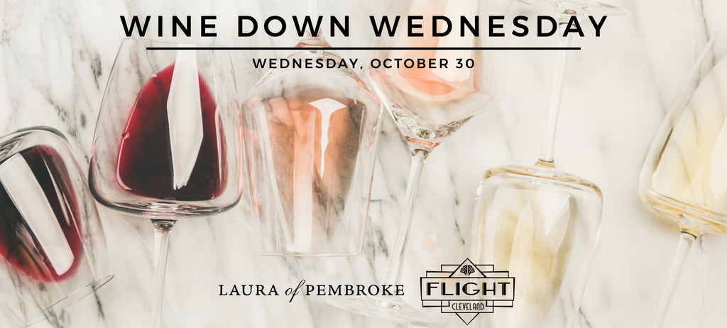 Wine Down Wednesday with Flight Cleveland