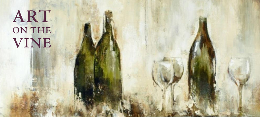 February 7 & 8: Art on the Vine Event at Gervasi Vineyard!