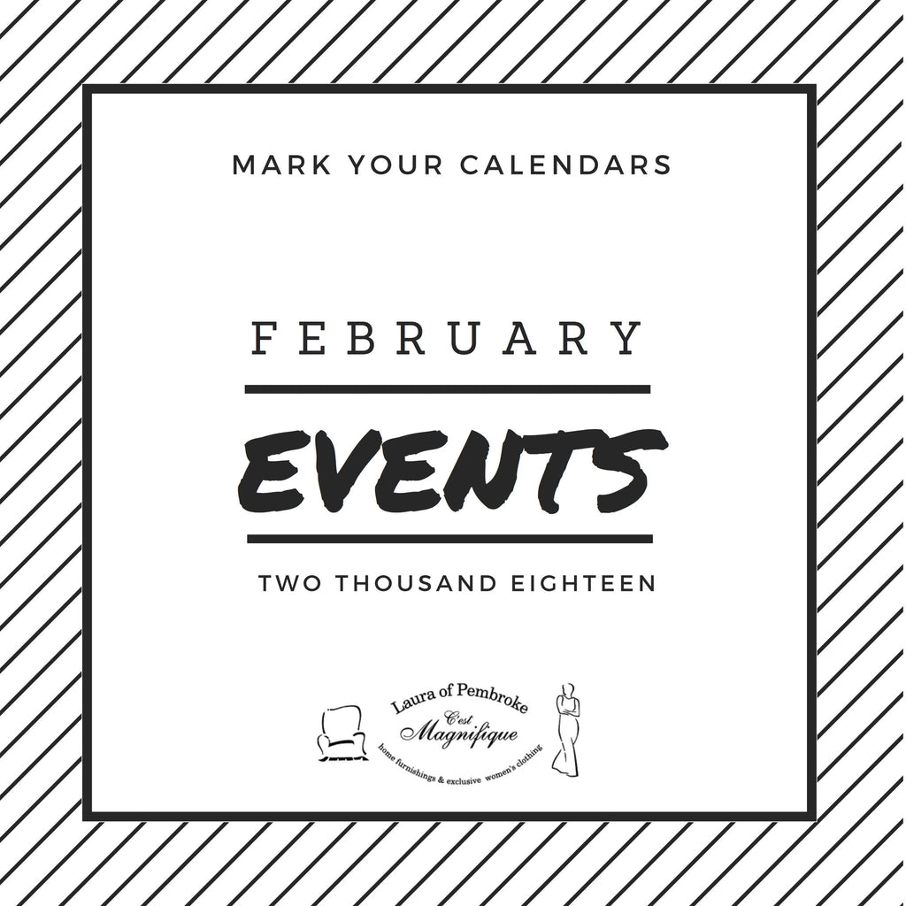 February 2017 Events