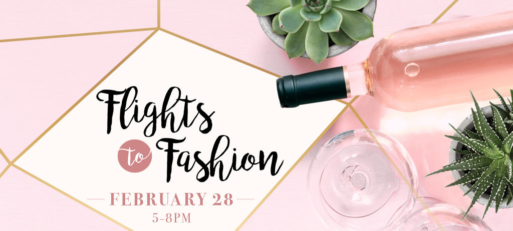Flights to Fashion Event