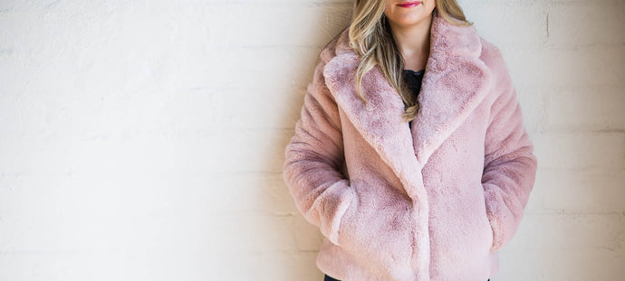 For the Love of FAUX Fur!