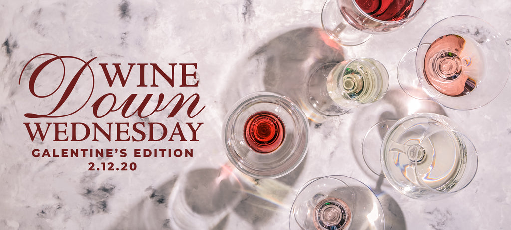 Event: Wine Down Wednesday, February 12, 2020