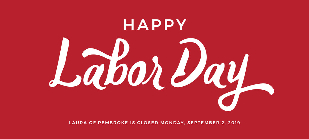 Stores Closed - Labor Day