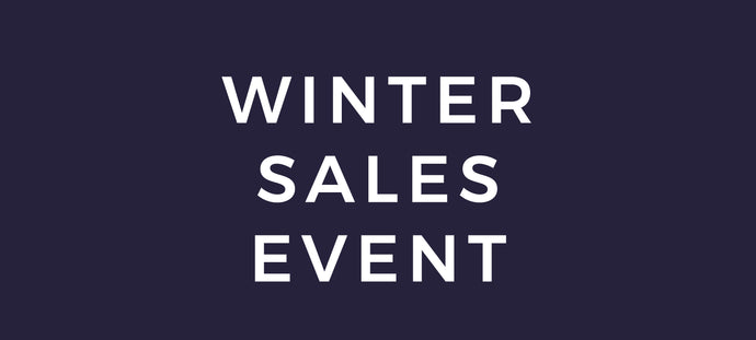 Winter Sales Event!