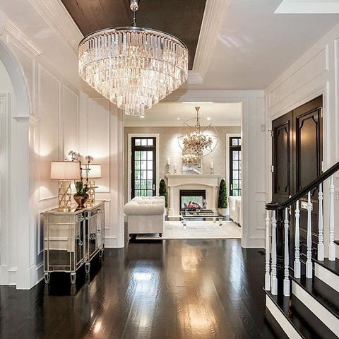 laura of pembroke luxury chandeliers