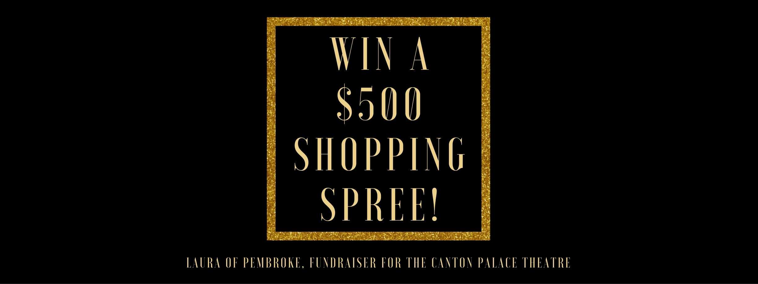 Win a Shopping Spree