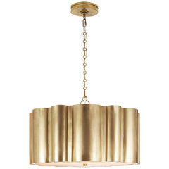 laura of pembroke gold chandelier