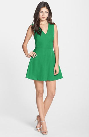greenery dress color of the year