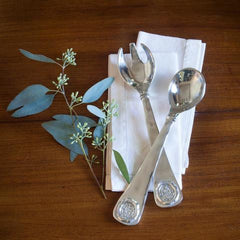 laura of pembroke wedding gifts beatriz ball salad servers