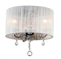 string chandelier luxe lighting