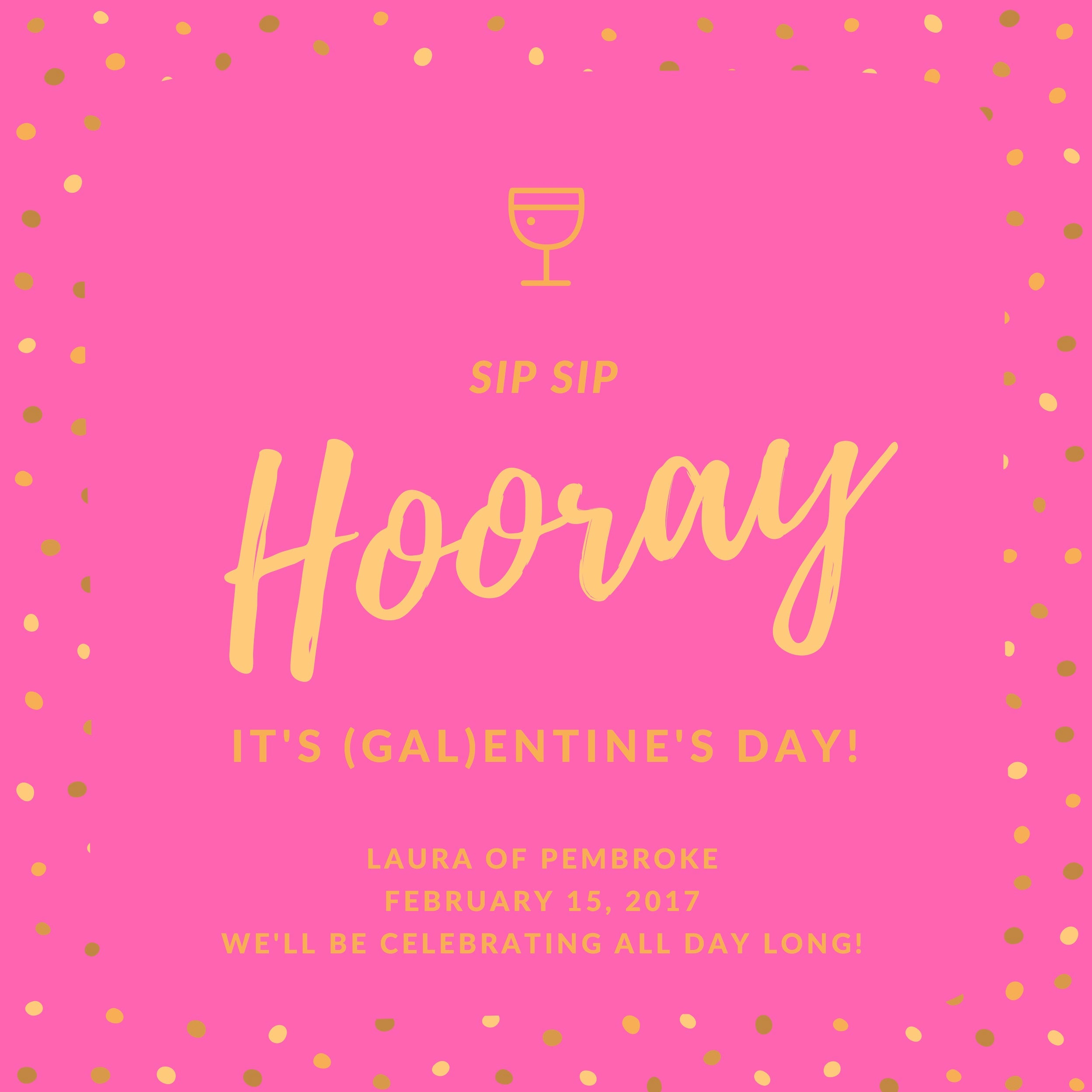 Galentines Day Event