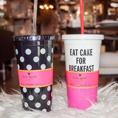 kate spade new york tumblers laura of pembroke teacher gifts