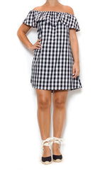 gingham ruffle dress laura of pembroke spring and summer style trends