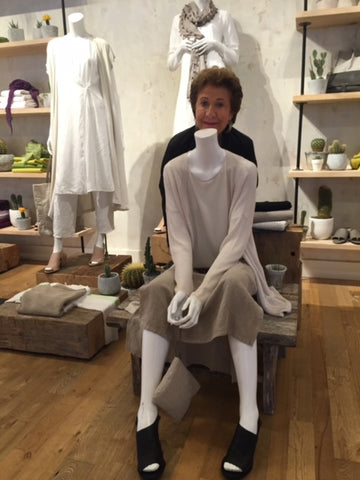 laura of pembroke coterie eileen fisher fashion
