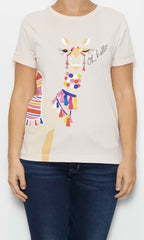 kate Spade camel t shirt laura of pembroke