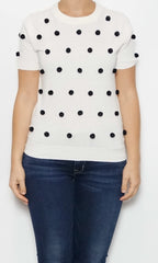 Kate spade pom pom top laura of pembroke