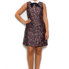 kate spade new  york Boho Floral Jacquard Dress laura of pembroke