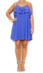 dress party season laura of pembroke royal blue