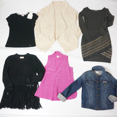 Fresses sweaters Hudson jean jacket laura of pembroke fall fashion capsule wardrobe