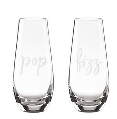 kate spade pop and fizz champagne set laura of pembroke