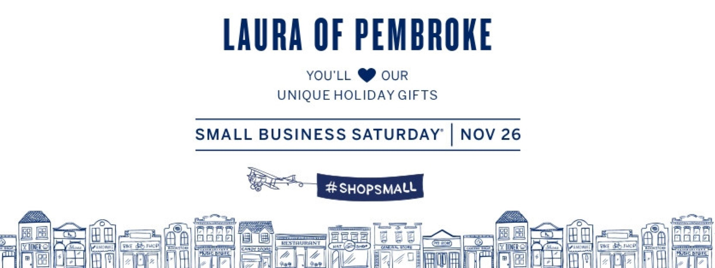 Laura of Pembroke November 2016 Events